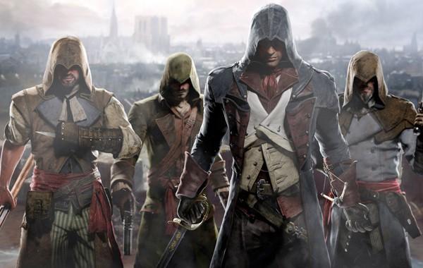 Assassin's Creed Unity demo
