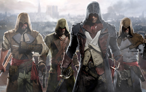 Assassin's Creed Unity demo