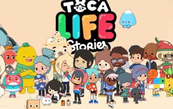 Toca Life Stories